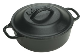 Lodge Lidded Pot 1.8L