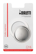 Bialetti 1 Seal/1 Filter Pack Moka Express 9 cup