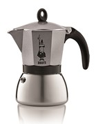 Bialetti Moka Induction 3 Cup Silver