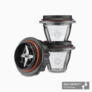 Vitamix Ascent Series (kit) 2 x 225ml Bowl Set and blade base