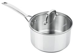 Pyrolux Pyrosteel 18cm Saucepan WITH GLASS LID