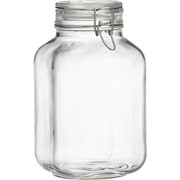 Fido 3 Litre Sq Jar