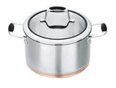 Scanpan Coppernox 24cm/4.8l Casserole