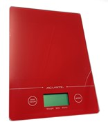 Slim Line Digital Scale 1g/5kg (red)
