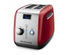 Kitchenaid 2 Slice Toaster - Red