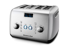 Kitchenaid 4 Slice Toaster - Silver