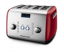 Kitchenaid 4 Slice Toaster - Red