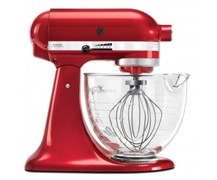 Kitchenaid Candy Apple Mixer Glass Bowl