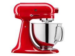 Kitchenaid Mixer Ksm180 Queen of Hearts Red