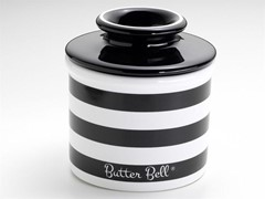 Butter Bell Black Striped