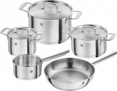 Zwilling Cookware Set 5 Pc with Frypan