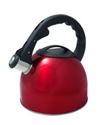 2.5ltr Whistling Kettle Red