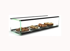 Ambient Glass Display Single Tier 920 X 330 X 200 (Ep20d)