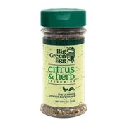 Big Green Egg Seasoning Citrus and Dill