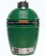 Big Green Egg Large W/Plate Setter and cover