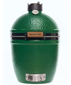 Big Green Egg Bbq 330mm Small W/plate Setter