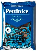 Pettinice Ready To Roll Icing Blue - 750g