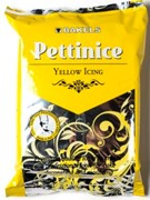 Pettinice Ready To Roll Icing Yellow - 750g