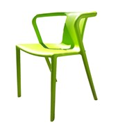 Cafe Chair Green