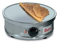 Sirman Crepe Machine 350mm Lipped Edge