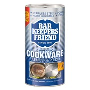 Bar Keepers Friend Cookware Cleanser & Polish 340gm