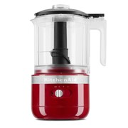 Kitchenaid Rechargeable Cordless Chopper Empire Red