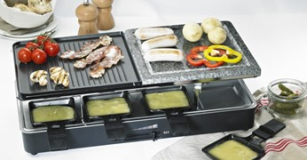 Electric Party Grill 8 Person