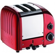 Dualit 2 Slice Toaster Candy Apple Red