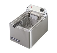 Bakbar EC61 Countertop Single Tank Electric Fryer (10amp)
