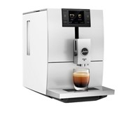 Jura Automatic Ena8 Nordic White Espresso Machine