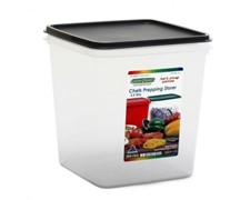 Food Storage Containers 4.4l 184x184x194