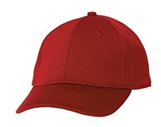 Cool Vent Baseball Cap Red