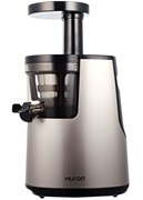 "Hurom Slow Juicer Hh Elite ""silver"" With Pulp Lever"