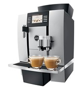 Jura Plumbed Automatic X3c Coffee Machine Giga Professional