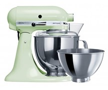 Kitchenaid Ksm160 Pistachio Mixer With 2.8l Bowl