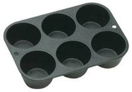 Lodge Muffin Pan 6 Hole