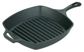Lodge Square Grill Pan 26cm