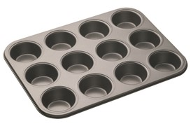 Non Stick 12 Hole Bake Pan/Muffin