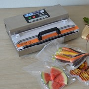 "Pac Food Vacuum Sealer Stainless ""semi Commercial"" Clear Lid"