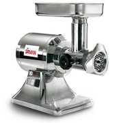 Sirman Meat Mincer Tc22e with Sausage Stuffer Attachment