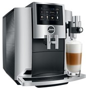 Jura Automatic S8 Espresso Machine Chrome