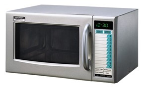 Sharp Commercial Microwave 1000w
