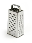 Box Grater Stainless 23cm