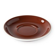 Acme Evo Weka/Brown Saucer Latte 15cm