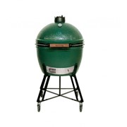 Big Green Egg Ext Large Bundle with Nest, Conveggtor,ash Tool,cover
