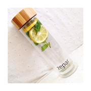 Zepar Tea Infuser Flask