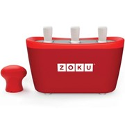 Zoku Quick Pop Popsicle Maker - Red
