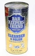Bar Keepers Friend Cleanser & Polish 340g