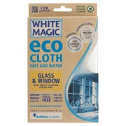 White Magic Eco Cloth Windows and Glass