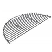 Big Green Egg Stainless Half Grid for Large Egg